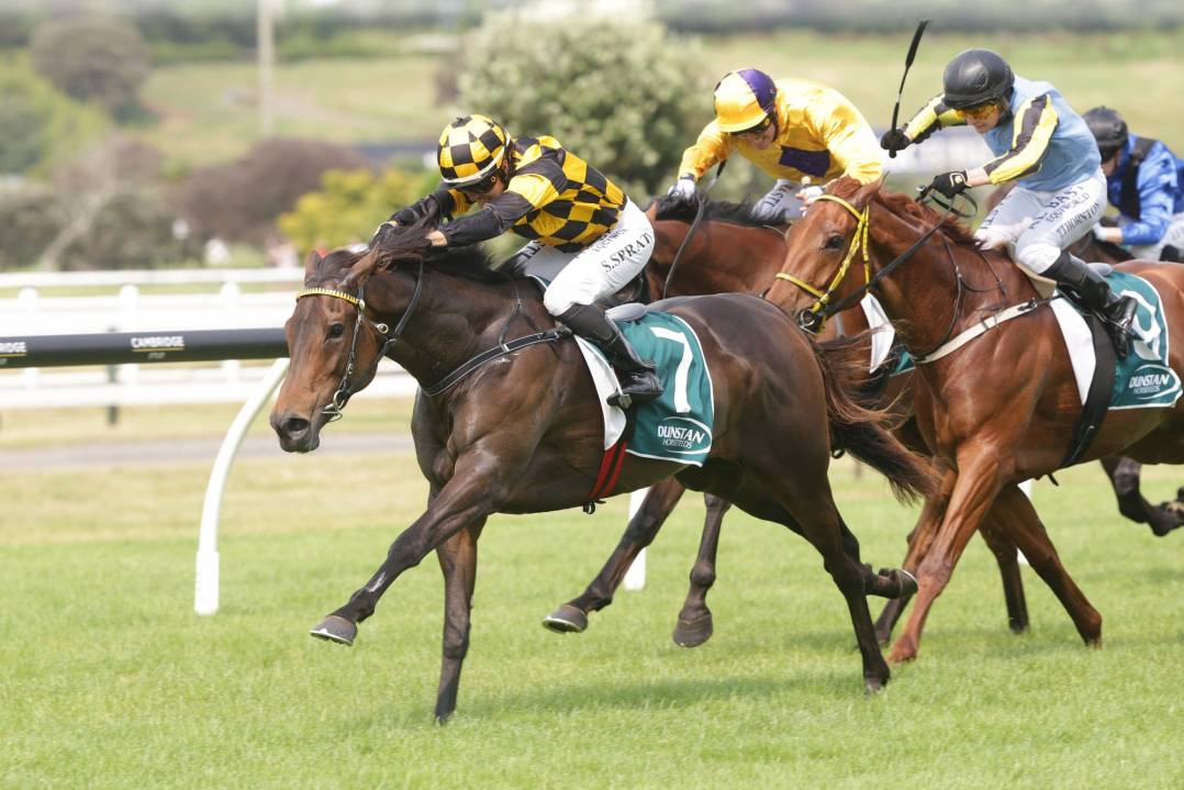 Mare provides timely boost