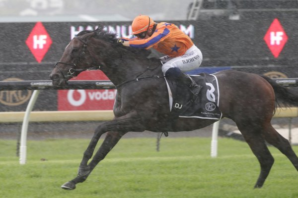 Rain no barrier for exciting Entriviere